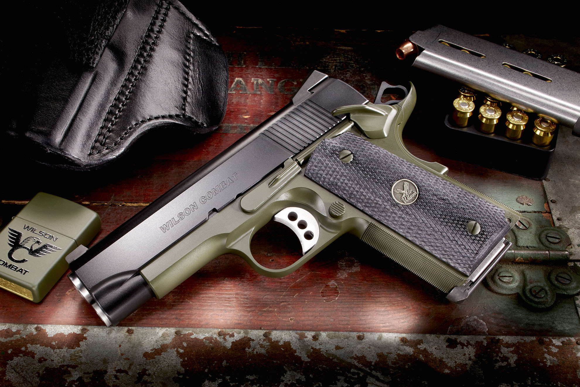 CQB Compact Green and Black15 1 copy
