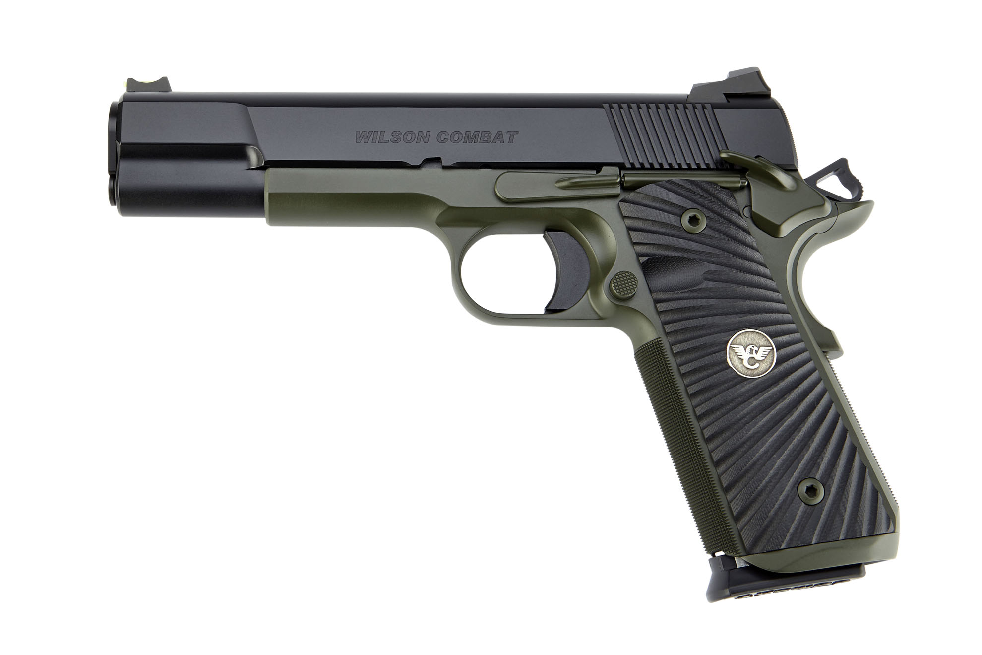 Wilson Combat Full-Size Tactical Carry Left Side