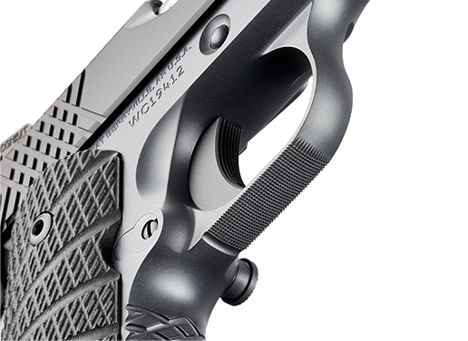 Trigger Guard Checkering