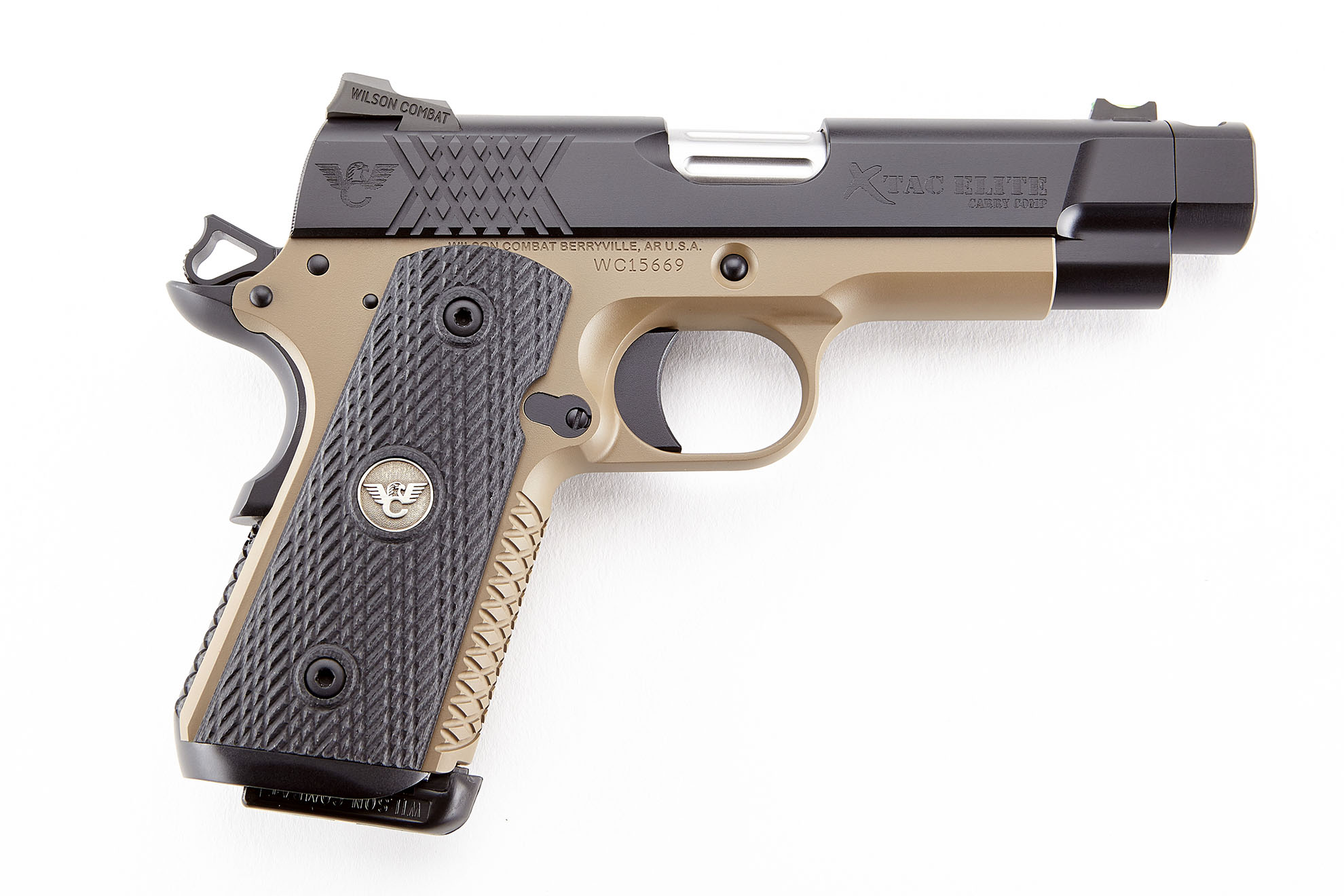Wilson Combat X-TAC Elite Carry Compact Right