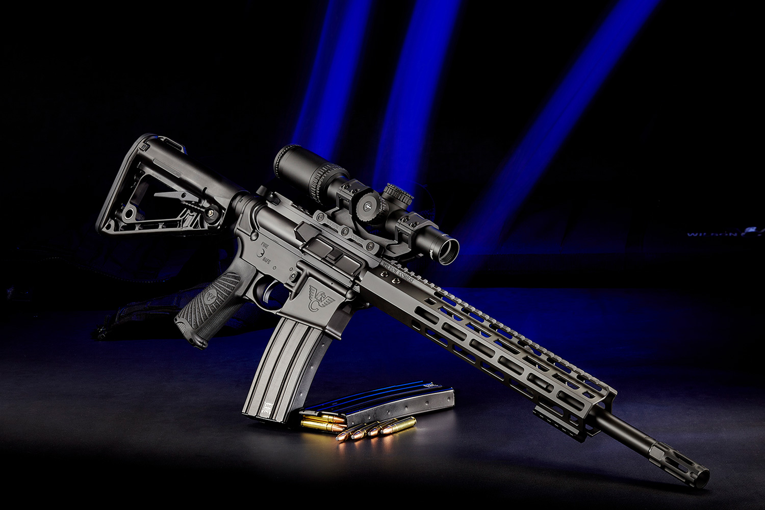 Wilson Combat Protector carbine Without Forward Assist