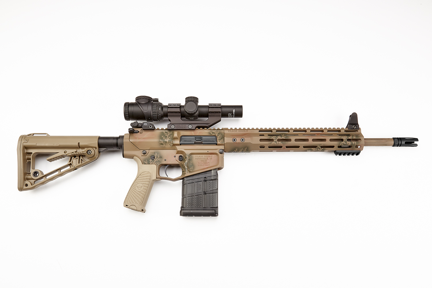 Wilson Combat Paul Howe Tactical Carbine Right Side